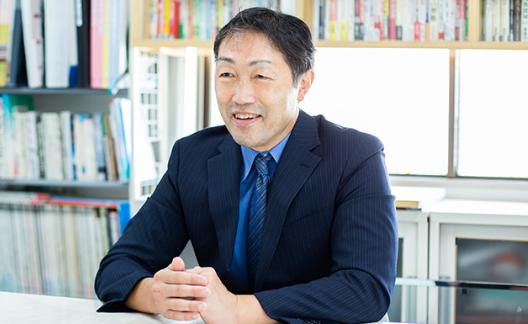 株式会社アイワ工芸 代表取締役 横地健至